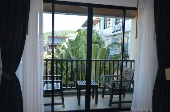 Aree Tara Resort: room view