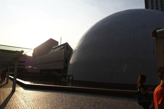 Hong Kong Space Museum: 香港太空館