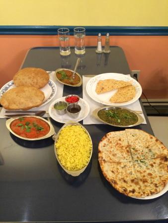 Shalimar of India: Yum!
