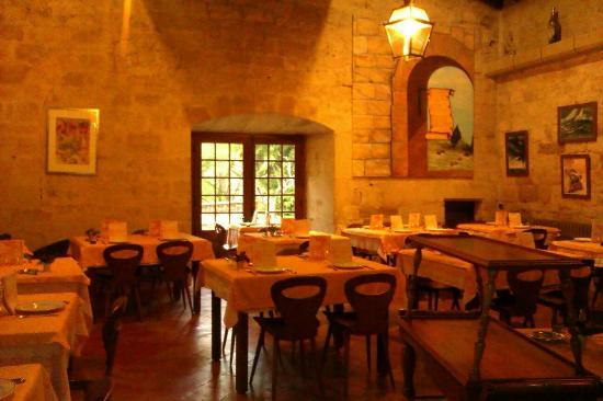 Hostellerie de l'Evêché: Restaurant