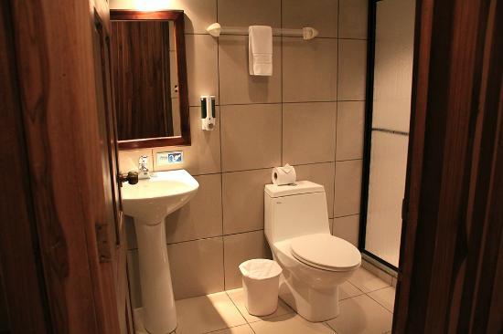 Monteverde Country Lodge : bathroom 35