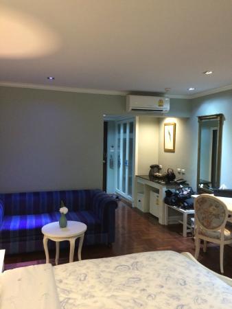 Interior - At Pingnakorn Huaykaew Hotel: 2