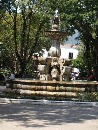 Antigua Tours, Travel & Hotels by Elizabeth Bell - Day Tours: Fountain