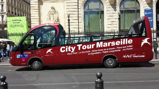 ‪City Tour Marseille‬