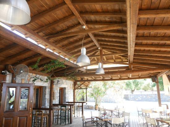Melitsina Village Hotel: Χώρος καφέ μπάρ