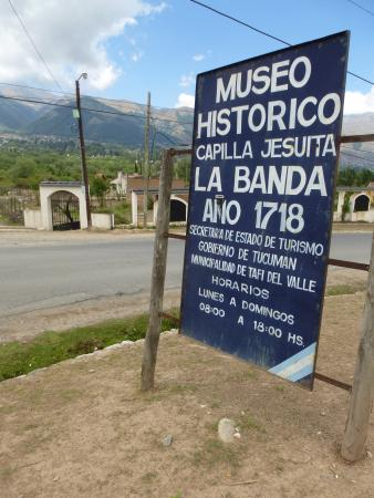 Museo Jesuitico La Banda