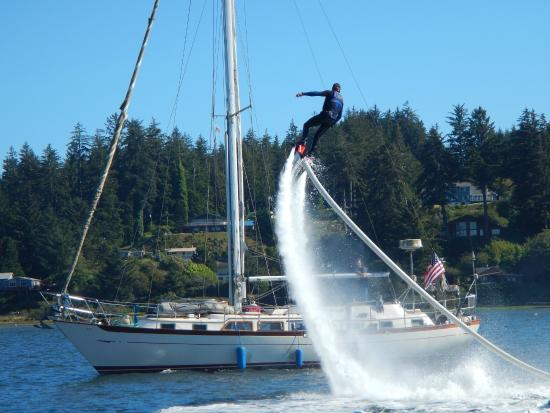 Flyboard of Bend