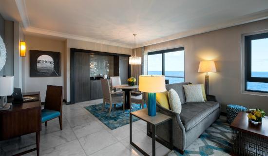 Condado Vanderbilt Hotel: Suite