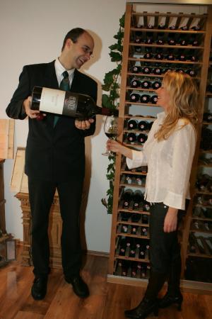 Stülzis: Weinverkostung