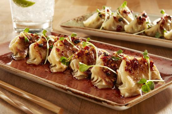 PF Chang's: Dumplings
