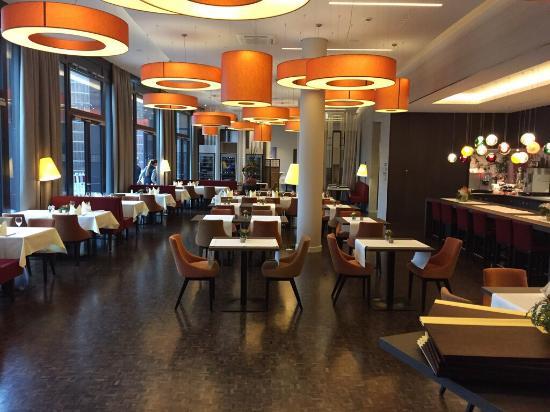 Restaurant Bild Von Mercure Hotel Heilbronn Heilbronn Tripadvisor
