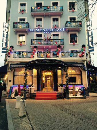 Hotel Residence Le Montbrillant: Hôtel