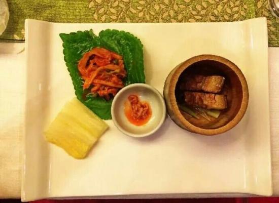 Yongsusan Taepyeongno Store : Pork belly