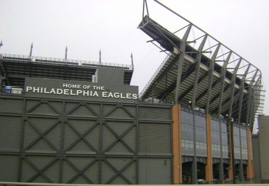 Philadelphia Eagles Stadium Tour