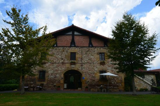 Casa Rural Jesuskoa: Edificio principal