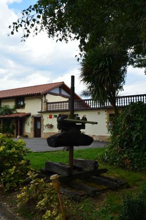Casa Rural Jesuskoa: Apartamentos