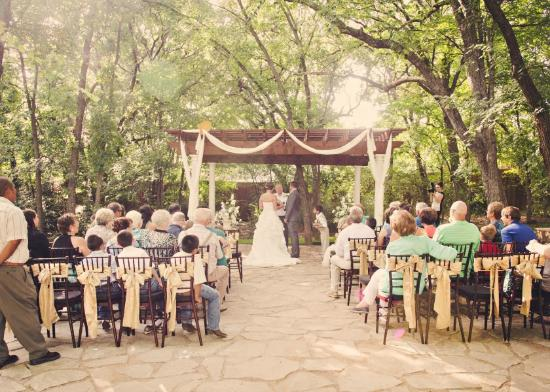 The Wildwood Inn: Ceremony Location