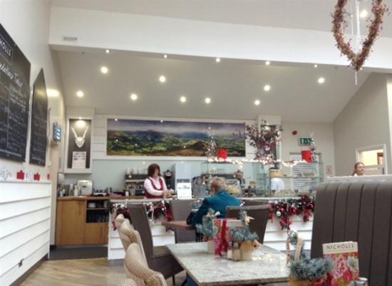 Nicholls Coffee Shop
