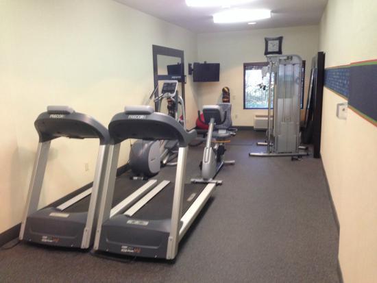 Hampton Inn Palm Beach Gardens: Fitness Center