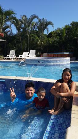 Hotel Punta Chame Villas: Rica la picina