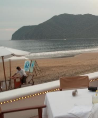 Oasis Ocean Club : Beautiful view of the bay