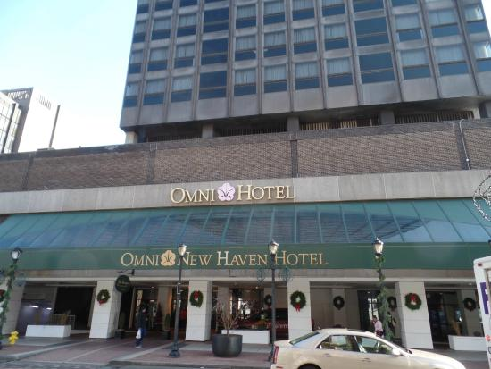 Omni New Haven Hotel At Yale The Outside Of