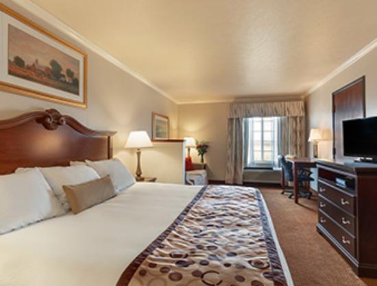 Ramada Moses Lake : King Room