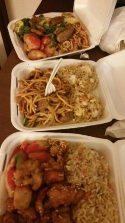 Asian Grill Express