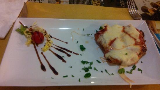 I Monticiani: La pizzaiola argentina