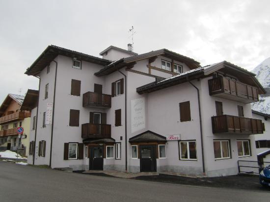 Alpencolor TonaleHotel: ingresso hotel