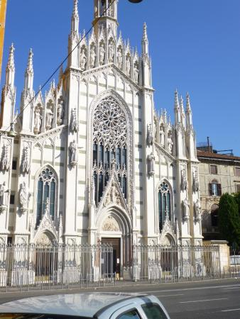 Chiesa Sacro Cuore di Gesu in Prati: Sacro Cuore del Suffragio