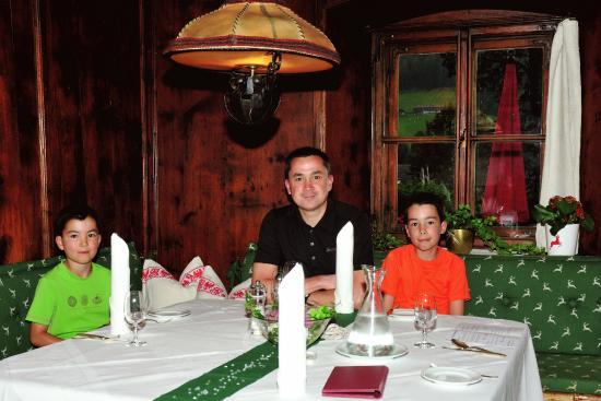 Romantikhotel Boglerhof: Restaurant