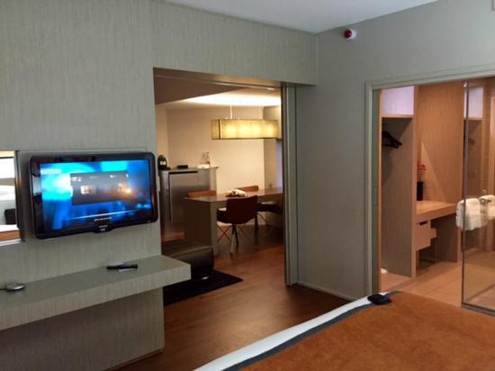 Pullman Toulouse Centre : Habitacion Suite