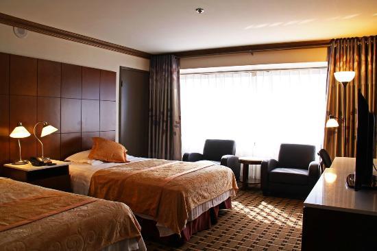 LA Crystal Hotel: Luxury Double