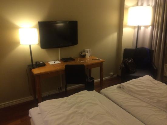 First Hotel Millennium: Enkelt rum