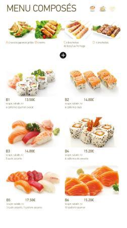Sushi Restaurants In Saint Lazare