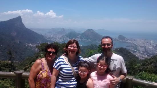 Rio Brazil Tour: Vista do Pão de Açucar