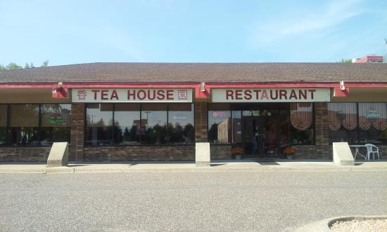 Tea House Restaurant: Banner