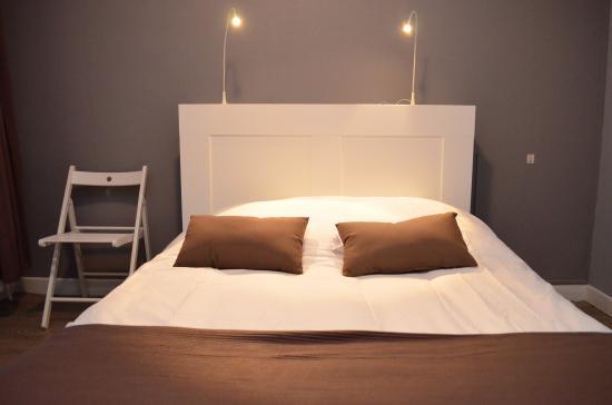 Marcilly-sur-Tille, Francia: chambre double standart