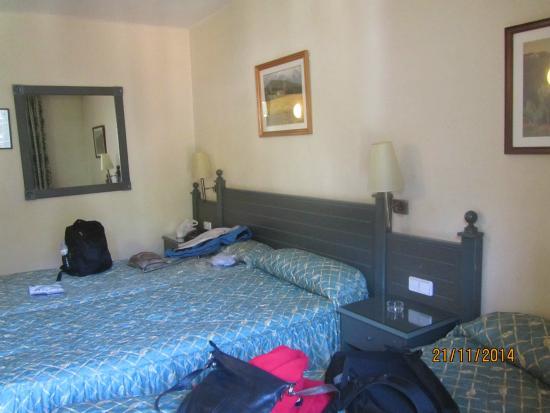 Hotel Sant Jordi : nasz pokój