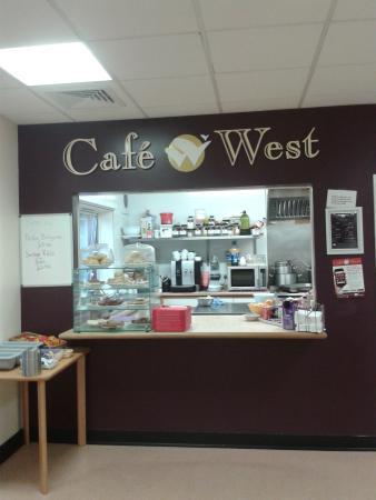 Cafe West Workington Hospital