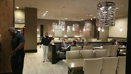 Hilton Kansas City Airport: Asado Urban Grill