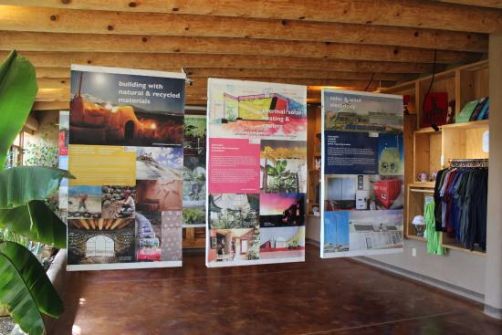 Earthship Biotecture World Headquarters and Visitor Center, Taos, NM Nov 2014