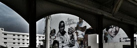 Mision Campeche : graffiti