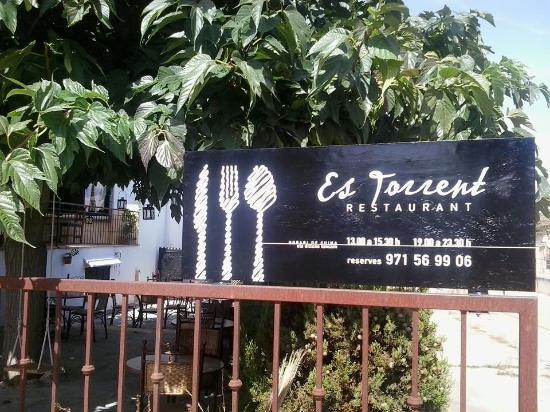 Sant Llorenç des Cardassar, Spania: Es torrent Gastronòmic