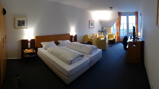 Pilgerhof und Rebmannshof Hotel-Restaurant: Doppelzimmer