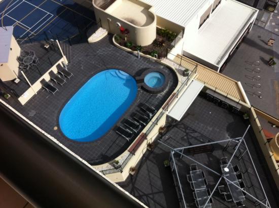 BreakFree Cosmopolitan: Pool/spa