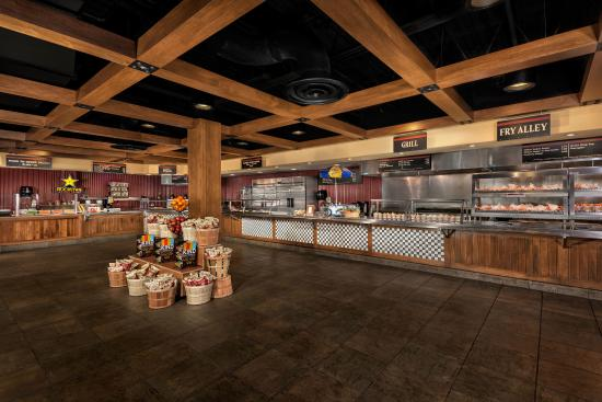 Bear Creek Mountain Resort: Eatery