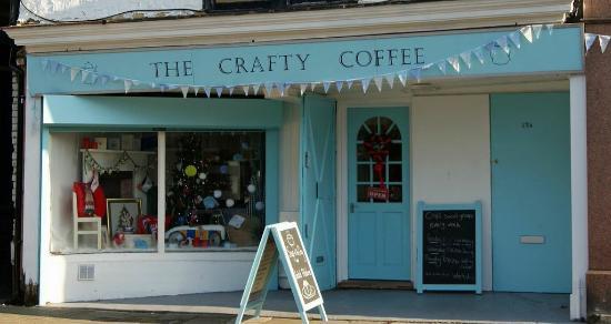 The Crafty Coffee