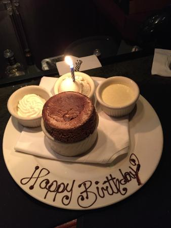 Shula's Steak House: Shula's Birthday Experience